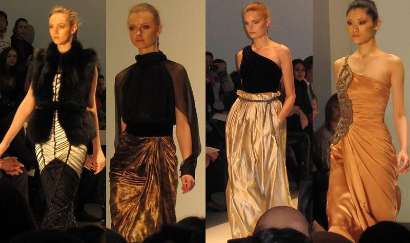 NYFW Carlos Miele Fall 2011, New York Fashion week, fashion shows