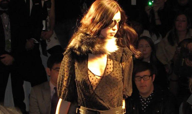 NYFW Tracy Reese FW2011, New York Fashion Week, fashion shows
