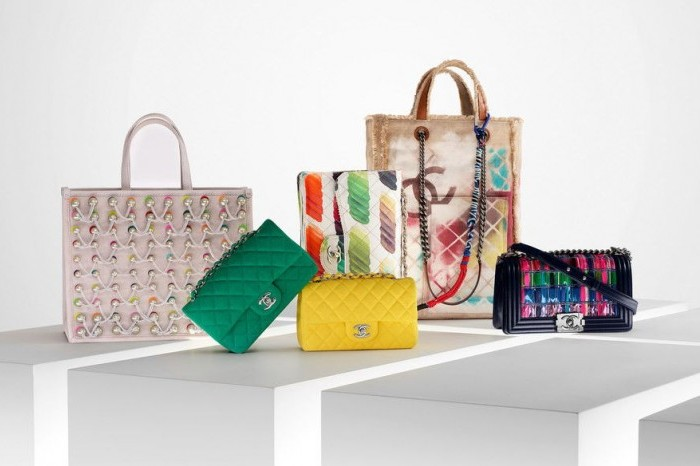 Lady Owns 71 Chanel Bags and Counting