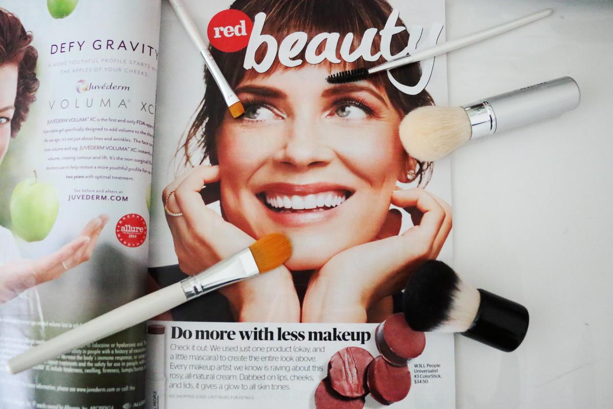 makeup brush, powder brush, beauty, sponge,