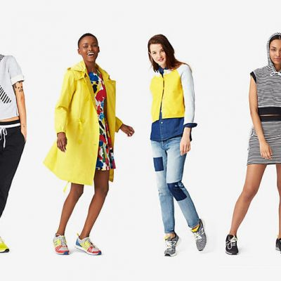 New Balance Kate Spade Saturday Sneakers, #STYLEanthropy, collaboration, sneakers, fashion, style, shoes