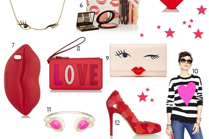 Valentines day gifts for her styleanthropy for Gifts for her valentines day
