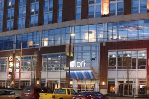 Aloft Cleveland Downtown, hotel, styleanthropy, travel, lodging, accommodations, trip
