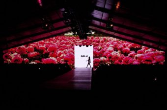 Day 2 in Charleston: Belk Fashion Show