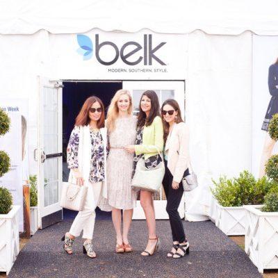 Day 3 in Charleston: Garden Party Brunch with Belk