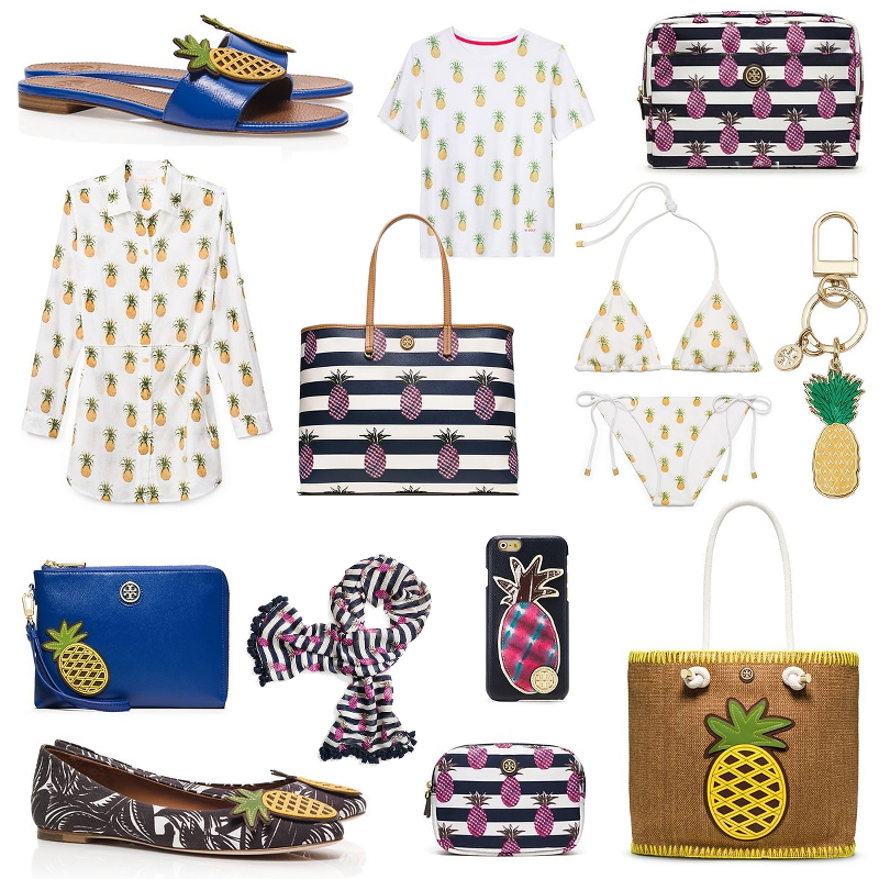 98a64c86f60 Pineapple Fever + Tory Burch Sale - STYLEANTHROPY