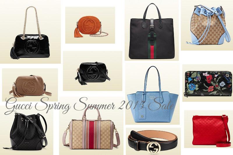 fee0acbfb2 Gucci Spring Summer 2015 Sale - STYLEANTHROPY