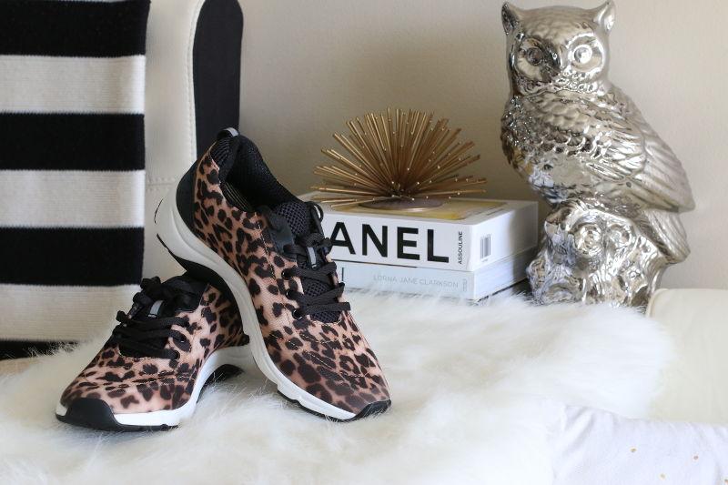 23df6e920e0a Vionic Shoes Leopard sneakers - STYLEANTHROPY