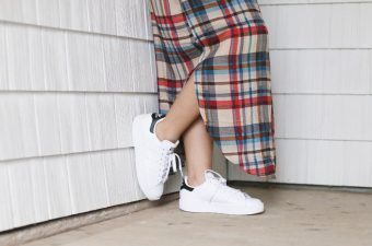 Adidas Stan Smith double sole sneakers