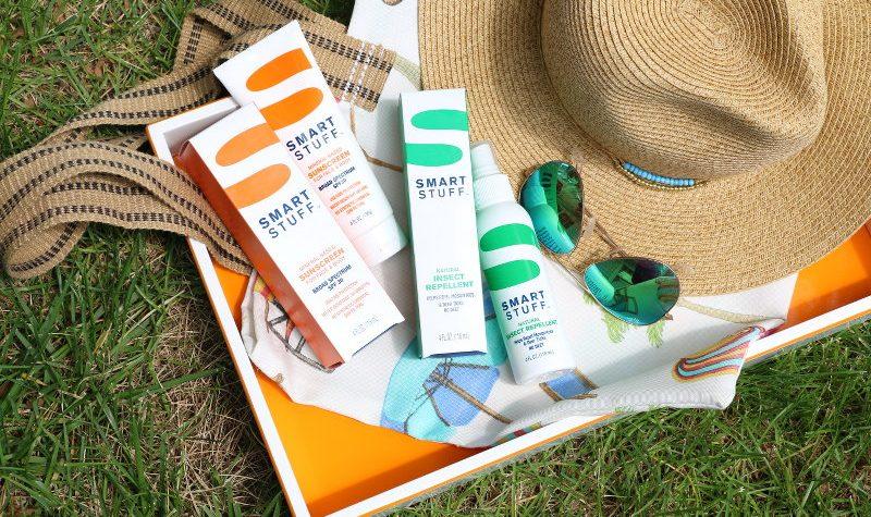 Smart Stuff Sunscreen, Bug Spray