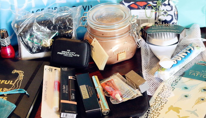 STYLEanthropy summer beauty giveaway