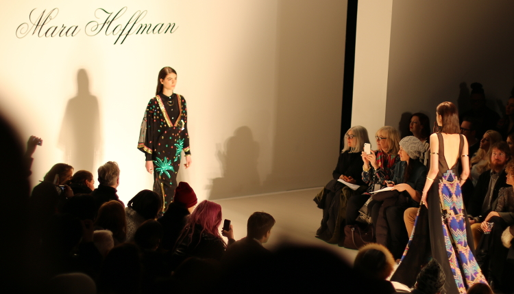NYFW Mara Hoffman Fall 2014, New York Fashion Week