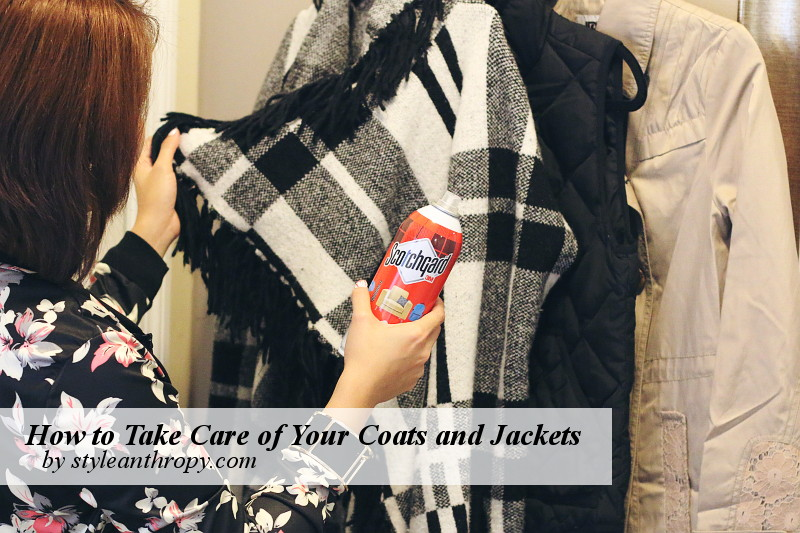 How to Take Care of Your Coats and Jackets