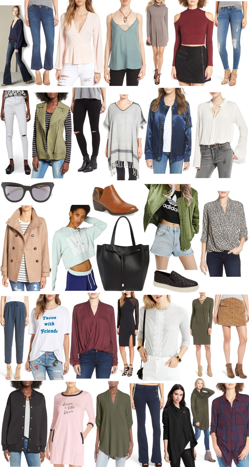Nordstrom Fall Clearance, sale, shopping