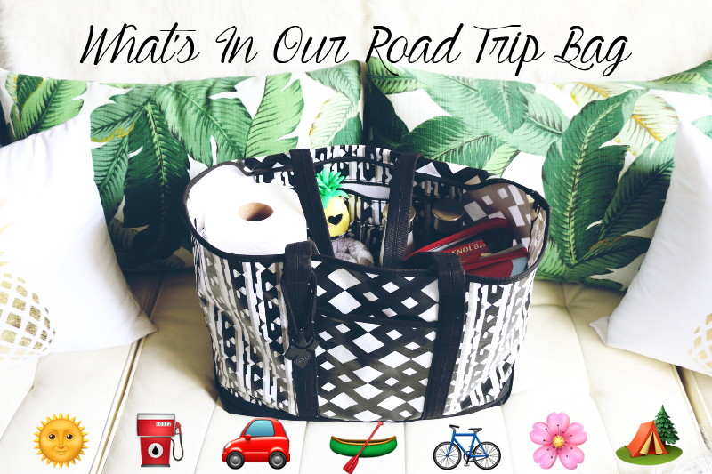 What's In Our Road Trip Bag