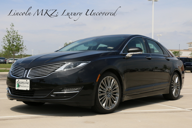 Lincoln MKZ LuxuryUncovered