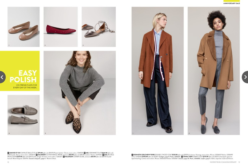 nordstrom anniversary sale fall clothing trends, shoes