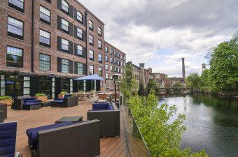 NYLO Warwick Hotel – Modern Industrial