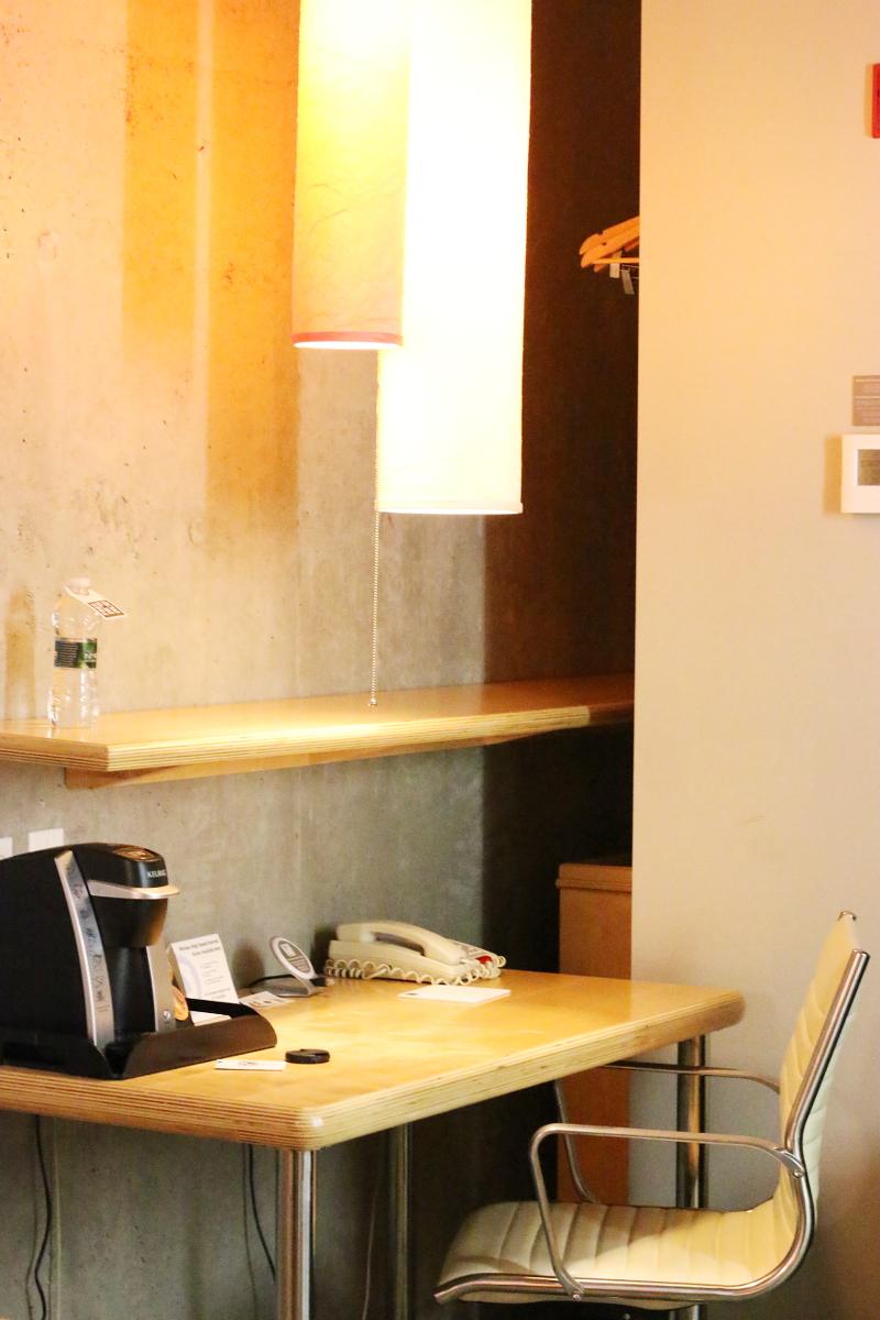 NYLO Warwick Hotel - Modern Industrial - STYLEANTHROPY