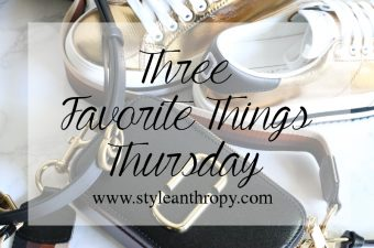 3 Fave Things Thursday: NYFW Essentials