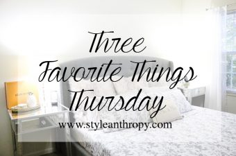 3 Fave Things Thursday: Home Decor + Supreme