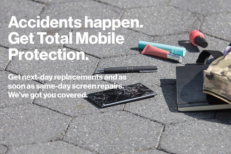 Verizon Total Mobile Protection + #ScreenScariesPGH Giveaway