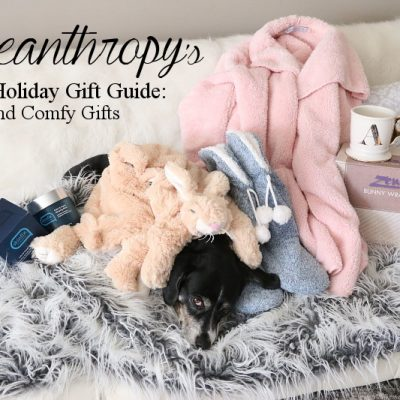 Holiday Gift Guide: Cozy and Comfy Gifts