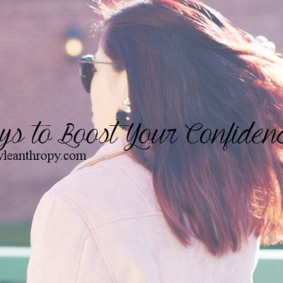 5 Ways to Boost Your Confidence this 2018
