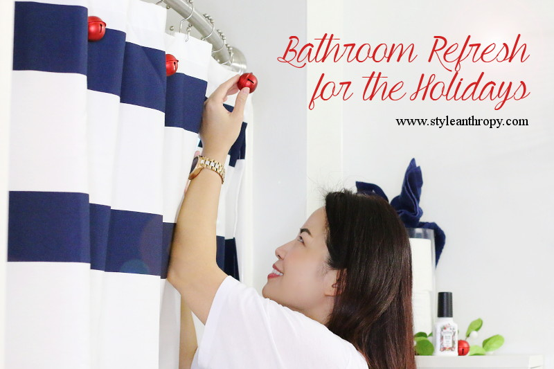 5 Ways to Make Your Bathroom Ready for the Holidays
