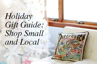 Holiday Gift Guide: Shop Small and Local + Giveaway