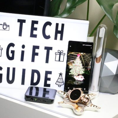 Tech Holiday Gift Guide + GIVEAWAY