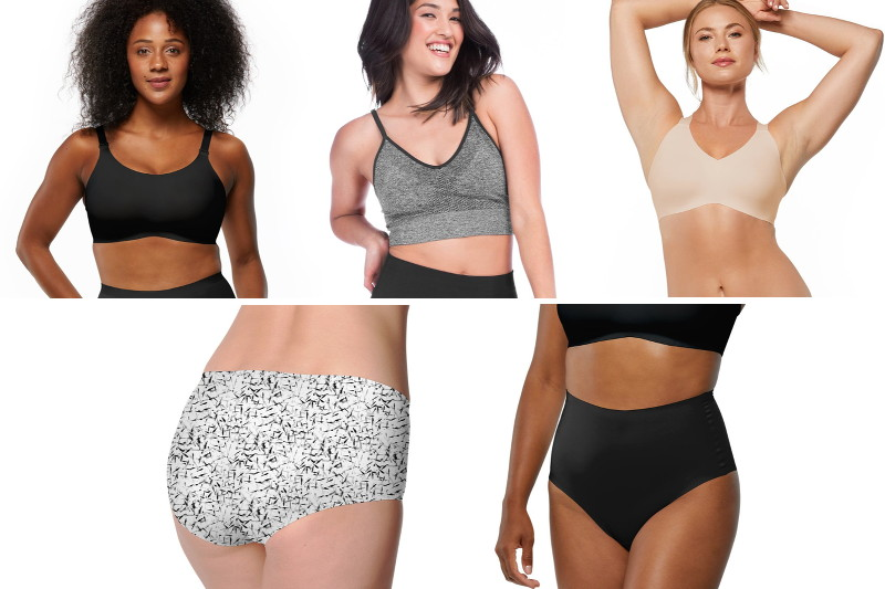 Finding Style & Comfort with Knixwear Underwear