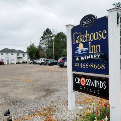When in Geneva Ohio – Stay at The Lakehouse Inn