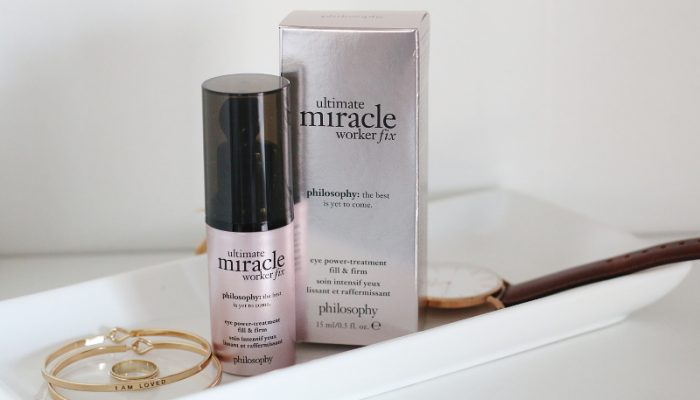 Before & After: NEW Ultimate Miracle Worker Fix for Eyes