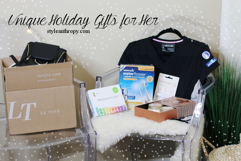Unique Holiday Gifts For Her Styleanthropy