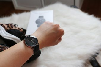 Keeping Healthy Resolutions for 2018 with Nokia Steel HR