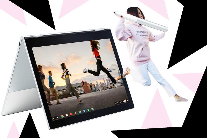 Google Pixelbook High Performance Chromebook, laptop, tablet, computer, tech, gadgets