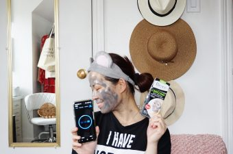 Bioré Charcoal Mask, beauty products, review, pore strips