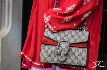 Gucci Dionysus Bag Red Boho Top