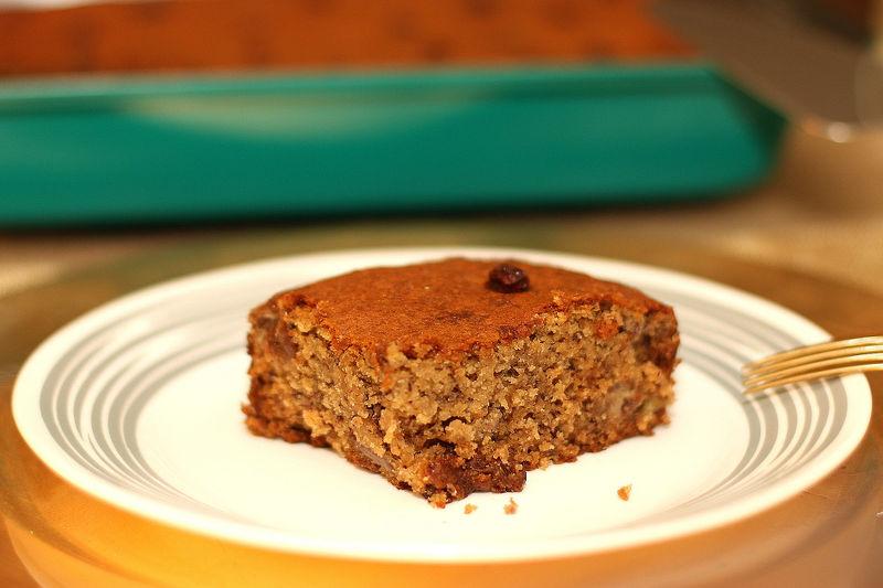 Inch Round Banana Cake Recipe