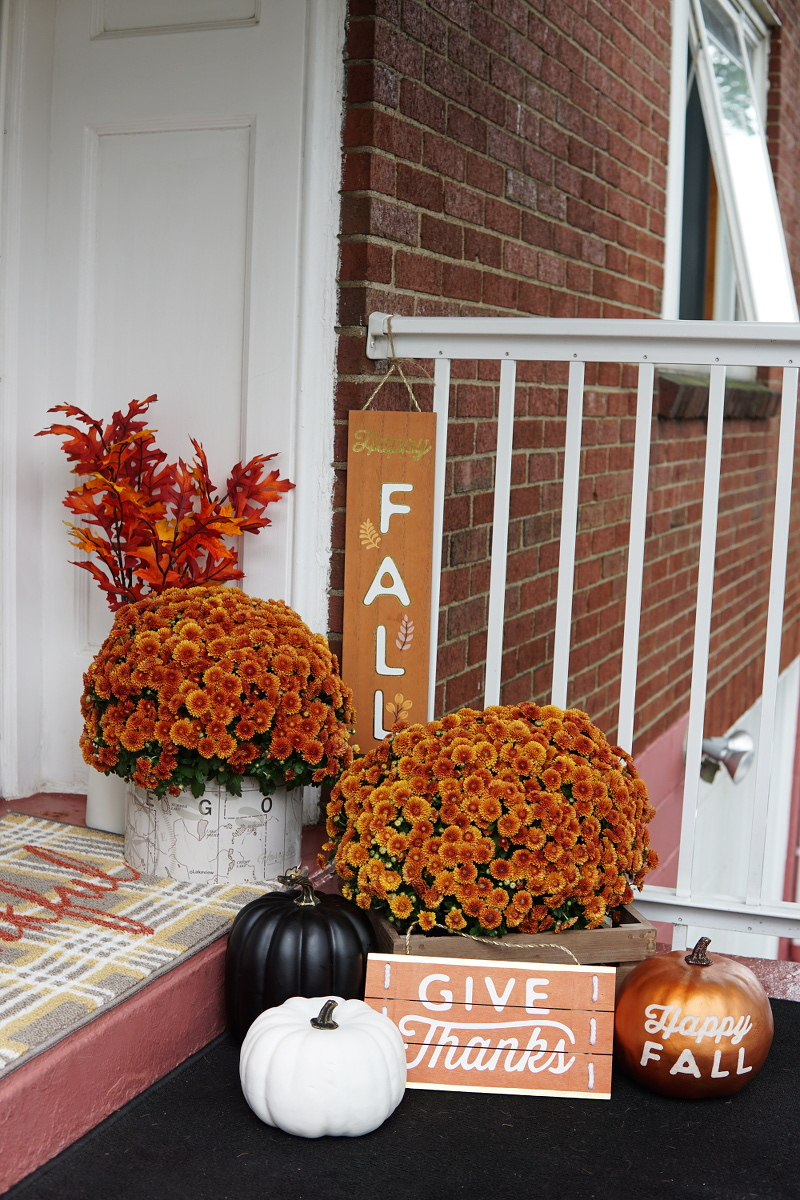 Porch Decorating Ideas For Fall Styleanthropy