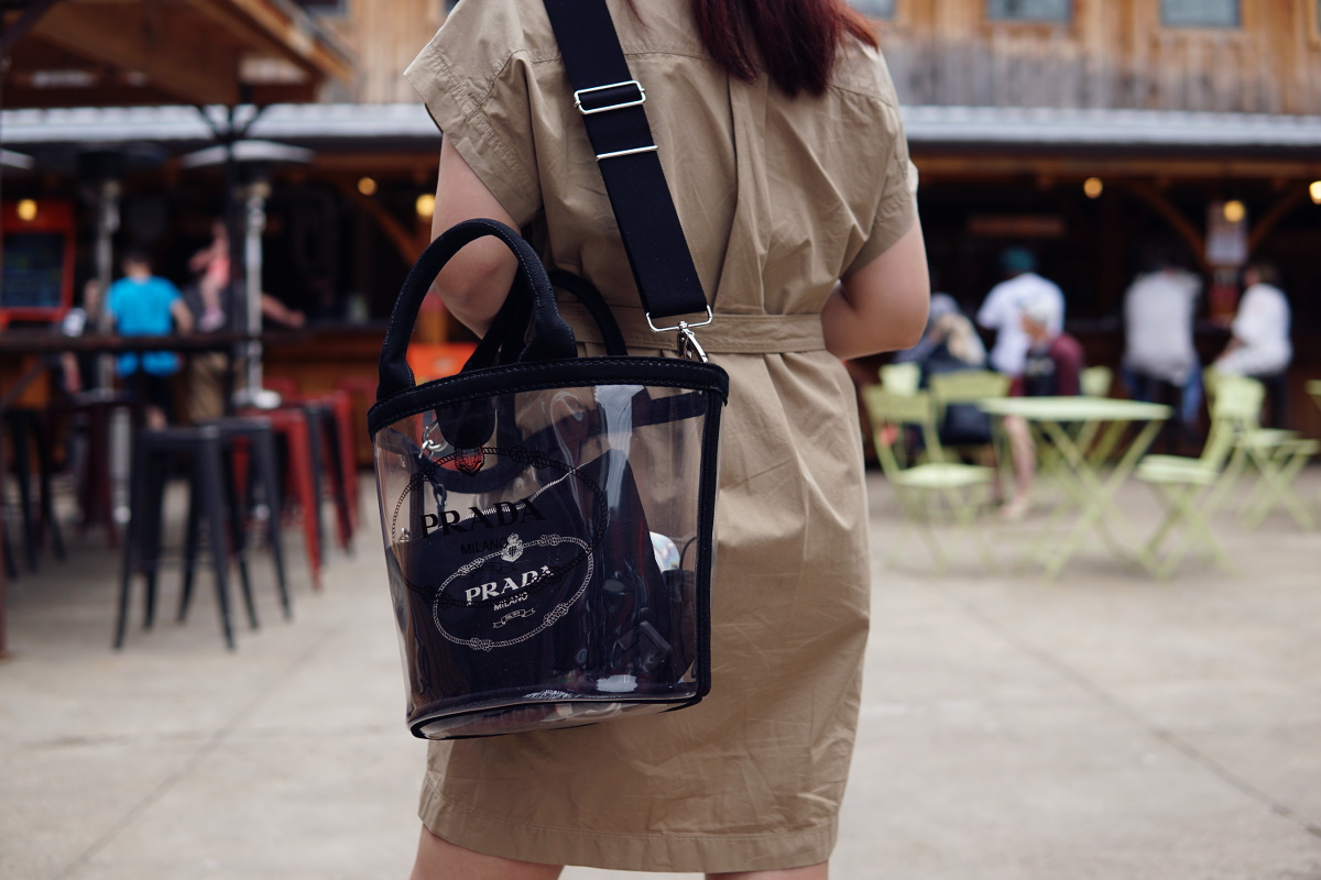 55a6c12b3833c2 Clear Bag Trend and Shirt Dresses - STYLEANTHROPY